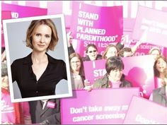 Planned Parenthood Votes ad: Women are Watching narrated by Cynthia Nixon