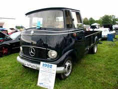 Mercedes L319D Pickup