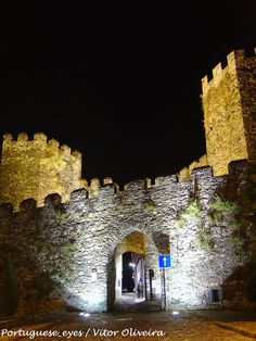 Castelo de Bragança - Portugal by Portuguese_eyes, via Flickr