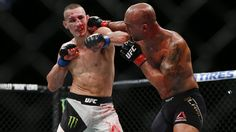 A pair of social media images which went viral underscore both the beauty and the ugliness of the classic UFC 189 fight between Robbie Lawler and Rory MacDonald.