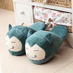 c03b0a3fcac5 Pokemon Plush Toy Slippers. Half ShoesWomen s ...