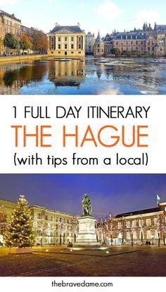 the hague itinerary