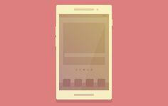 Create a Flat Smartphone Illustration in Adobe Illustrator