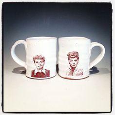 I Love Lucy Mug