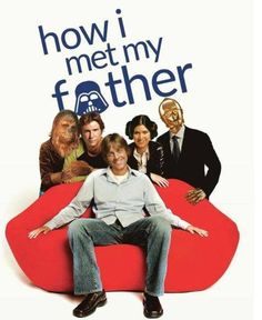 I don't even watch star wars and this is funny. How I Met Your Mother, You Are The Father, My Father, Fathers, Simbolos Star Wars, Star Wars Jokes, Obi Wan, Clone Wars, Funny Videos