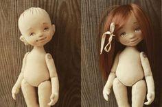 Выкройки кукол Ирины Хочиной