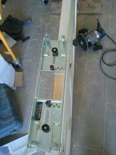 Door Hinge Jig Woodwork Doors Door Hinges Woodworking