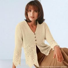 Magic of Granny free crochet graph pattern