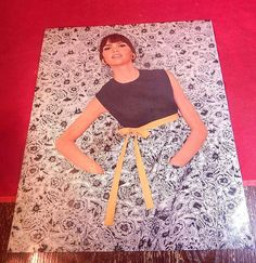 Vintage 1964 Full Color Multi Page Sewing & Fashion Print Ads/Articles Gorgeous! | eBay