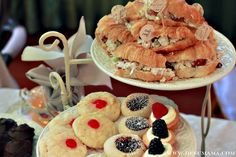 Finger food & desserts