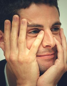So Matthew, please continue being oh, so Goode to us. | Community Post: 17 Times Matthew Goode Was Just Too Good