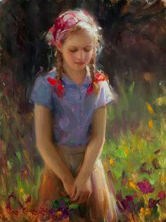 Bryce Cameron Liston | Children Paintings Series