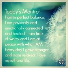 Good Morning!  Breathe in breath out focus on you intention and affirm. It only take a minute to place positive growth into your life and think upon throughout the day. #goodmorning #morningmeditation #mondaymotivation #meditation #affirm #todaysmantra #perfectbalance #connected #free #atpeace #growingstrong #lovemesomeme #lovinglife #loa