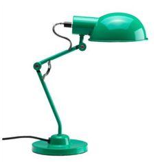 Petite lampe de bureau violette très mode OLIUM - Petit luminaire ...