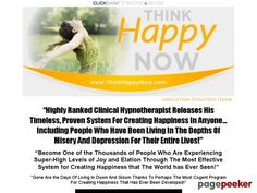 https://t.co/bK7cxSlmnZ  Think Happy Now http://pagepeeker.com/t/l/www.thinkhappynow.com%2f   Product Name: Think Happy Now   Click here to get Think Happy Now at discounted price while it's still available…    Think Happy Now is backed with a 60 Day No Questions Asked Money Back Guarantee. If within the first 60 days of receipt you are not satisfied with Wake Up Lean™, you can request a refund by sending an email to the address given inside the product and