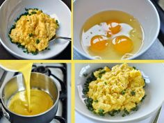 your recipes: How To Make Creamy Scrambled Eggs ♥