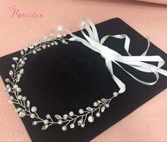 髪の宝石ブライダルヘアアクセサリー新しいティアラヘッドピースファッション髪飾り結婚式パーティーのティアラと王冠ヘッドバンドRE600
