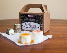 DIY Cheese Kit - Goat Cheese