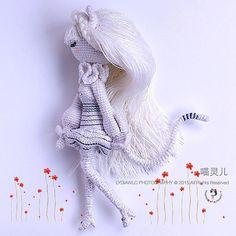 lydiawlc Weibo crochet activity @ 喵灵儿 3 ♡
