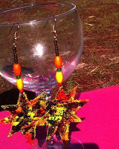Medium/Long Dangle Earrings  Sweet Sparkle by PrettyGurlPink, $12.00