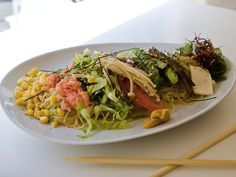 Knockout Noodles: Hiyashi-Chuka At Slurping Turtle (Chicago)