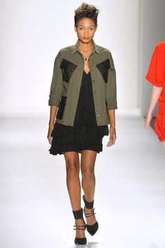 ... I really want that coat - Marissa Webb Spring 2014 Ready-to-Wear Collection Slideshow on Style.com