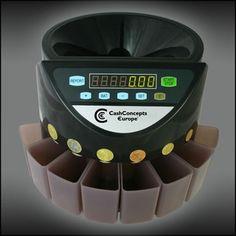 Καταμετρητής-Διαχωριστής κερμάτων CashConcepts CCE400 Cooking Timer