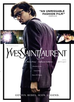 Yves Saint Laurent #yvessaintlaurent #movie #film #fashion #biography