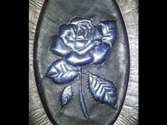 Rosas de aluminio. Aluminium roses. - YouTube