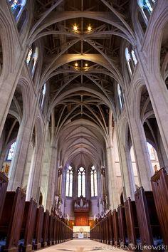 Grace Episcopal Cathedral:   San Francisco, CA