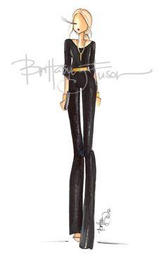 Brittany Fuson: Strut