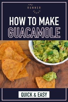 Loaded with fresh ingredients, this easy guacamole recipe makes a marvelous topper for Mexican dishes, as well as a zesty appetizer. It is so easy to make that you'll almost start having it every week! We all know that guacamole dips are versatile tastes good on basically anything! Click to know how to perfect your guacamole dish! Healthy Food Habits, Healthy Living Recipes, Good Healthy Snacks, Healthy Diet Recipes, Healthy Breakfast Recipes, Whole Food Recipes, Guacamole Recipe Easy, How To Make Guacamole, Mexican Dishes