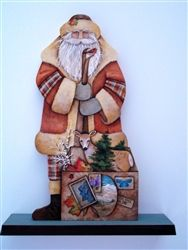Lynne Andrews Granite State Santa- Father Christmas Pattern Packet