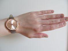 A/W Watch   Fashion   Mauve Nails   Rose Gold   julzobsessions.blogspot.co.uk