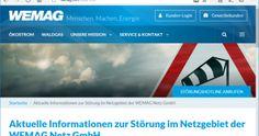 Sturmtief Xavier: Zur aktuellen Situation im Netzgebiet der WEMAG Netz GmbH