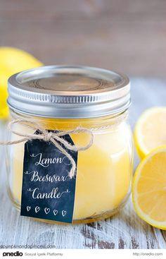 Mis gibi limon kokusu ile eve baharı getirebilirsiniz.