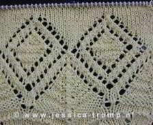 breisteken ajour breipatronen lace patterns knitting stitches knitstitch