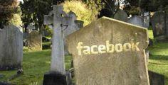 Secondo uno studio condotto da Facebook, le interazioni online tra le persone vicine ad un defunto sono maggiori se sono morte per un tumore o a causa di un incidente