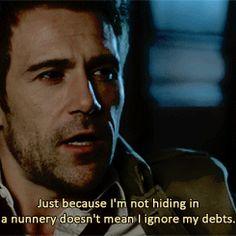 Matt Ryan as Constantine ❤❤❤ 8x18 #SaveConstantine #BringConstantineBack #IStandWithConstantine and always will #Hellblazers