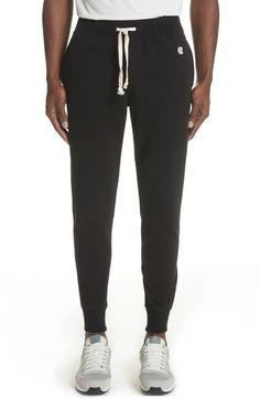 TODD SNYDER COTTON BLEND JOGGER PANTS. #toddsnyder #cloth #