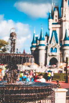 Cinderella's Castle at Disney World #disney disney inspired bedrooms #fun fun for kids #playtime children playtime Come have fun with us at www.circu.net