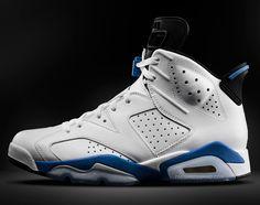 #AirJordan 6 Sport Blue #sneakers