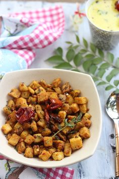 Elephant Yam / Senai / Sooran is one of the underrated Indian vegetables. Read on to get the recipe for a delicious crispy dry curry made using Yam.
