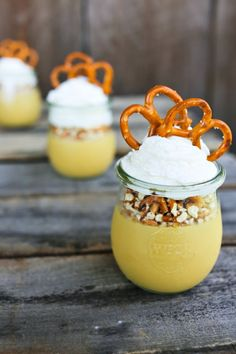 Best Whipped Cream And Crushed Butterscotch Candies Recipe on ...