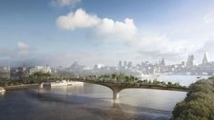 "Amazing -- London's new ""garden bridge"" will span 1,204 feet across the Thames http://mnatu.re/1ftUFVy  pic.twitter.com/CYMvYULPr5"