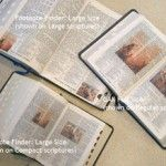 make your own scripture stickers from gospel art