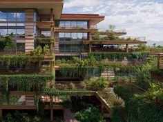 Optima Camelview Vila  O projeto pretende: misturar paisagens desérticas urbanas e naturais para criar um ambiente dinâmico, público.