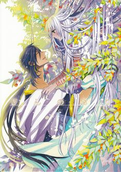 Product details: Sinbad x Jafar Jafar has long, beautiful silver hair! Why did he grow his locks so long? Item Title: Silver Opportunity Produced by: Waltz (Veni) Format: Doujinshi Language: Japanese