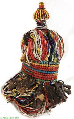 Fali Fertility Doll Phallic Cameroon Africa Superb  African Art