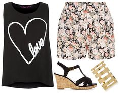 Plus Size Summer Holiday Clothes from New Look Inspire  Sugar, Darling?